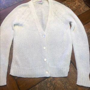 Justice Girls Sweater -  Size 12 Acrylic Fabric.